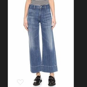 Citizens of Humanity high rise cropped jeans sz 30